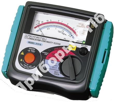 KEW 3131A - мегаомметр аналоговый 250/500/1000 В
